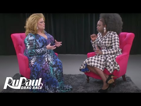 The Pit Stop: Delta Work Opens Up About The Grand Finale | RuPaul's Drag Race Season 10