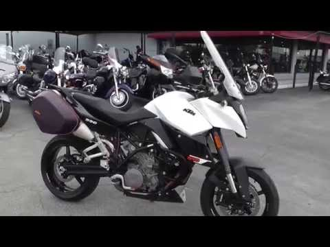 989308 - 2012 KTM 990 SM T - Used motorcycle For Sale