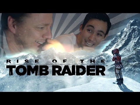 FAIJA HALUU PELAA BOKSII - Rise Of The Tomb Raider