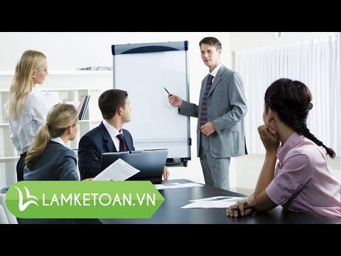 Dạy cách lập sổ sách kế toán - sổ chữ T - Hạch toán kế toán - Lamketoan.vn