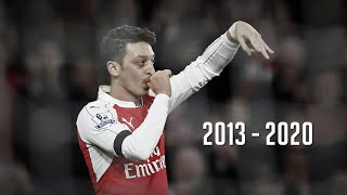 Mesut Özil - The Arsenal Story (2013 - 2020)