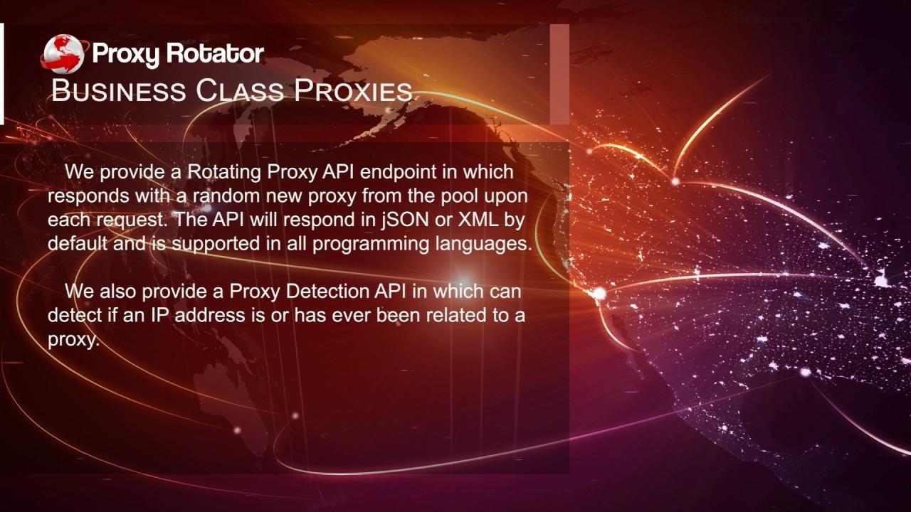 Proxy Rotator - Rotating IP Proxy