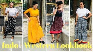 Indo - Western LookBook #SummerSpecial