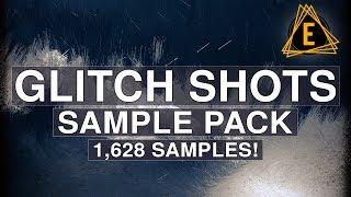 Glitch Shots - Sample Pack - 1,628 one-shot samples!