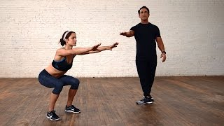 Squats Beginners How Do Squat Correctly