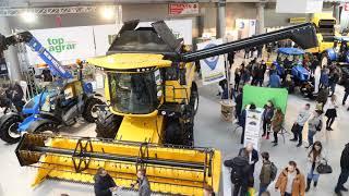 Duże i małe maszyny rolnicze – AGROTECH 2018
