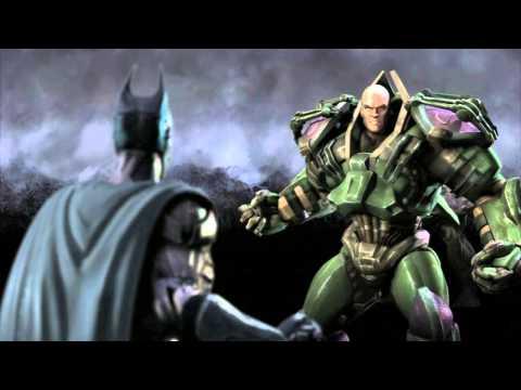 Injustice: Gods Among Us Video Game PS3 Demo Walkthrough & Battle Arena Finals