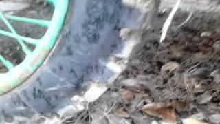 Урал с приводом на коляску.(, 2012-11-22T12:27:16.000Z)
