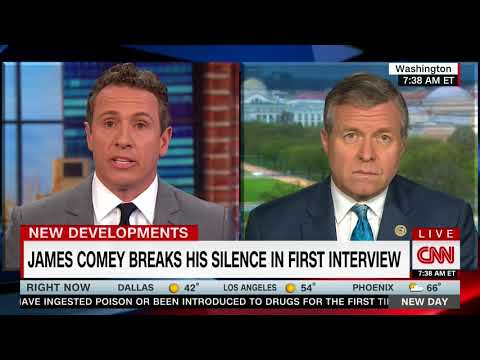 CHARLIE DENT FULL INTERVIEW WITH CHRIS CUOMO - NEW DAY (4/16/2018)