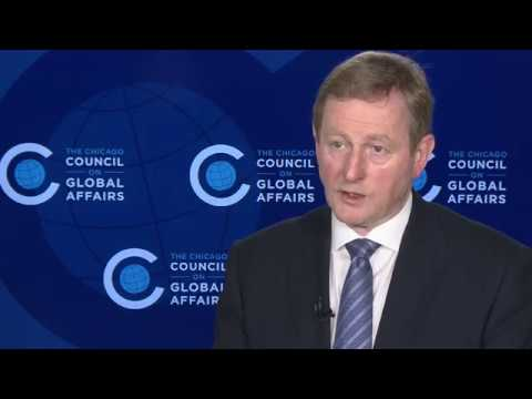 One More Question with Enda Kenny