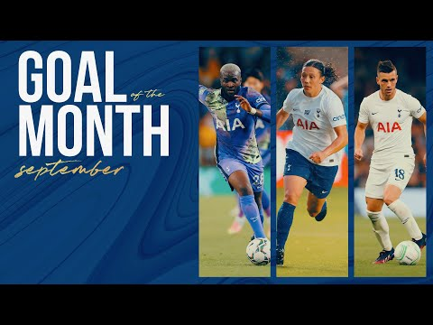 OBJECTIVE OF THE MONTH OF SEPTEMBER    ft.  Ndombele, Kane, Lo Celso and Williams!