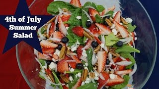 4th Of July Summer Salad Recipe
