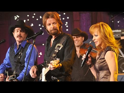 💜 Brooks & Dunn 💜 Reba 💜 Cowgirls Don't Cry 💜 Live Performance 💜