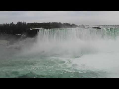 Ν. Λυγερός - Η ομορφιά της φύσης. Niagara Falls, Ontario, 18/04/2019