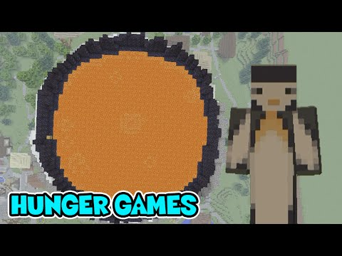 Minecraft Xbox - Hunger Games: Eruption