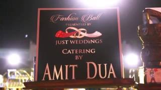 Amit Dua Catering at Fashion Ball by Just Weddings