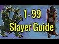 [OSRS] 1-99 Slayer Guide for Beginners 2019