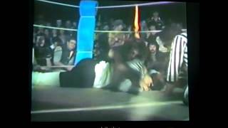 Miss Ruby Tuesday- Red Snapper Vs. Andy Kaufman (World InterGender Wrestling Champion)