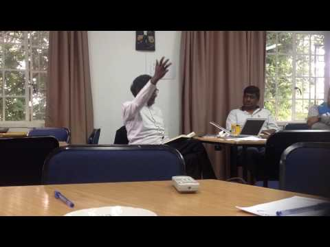 Jay Naidoo Speaks At Launch Of South African University Staff Network For Transformation (SAUSNT) I