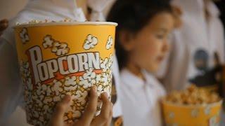 Детская юмористическая программа Popcorn