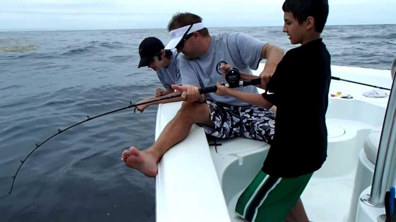 Fishing Freeport Texas Red Snapper Opener 6 2 13 Youtube