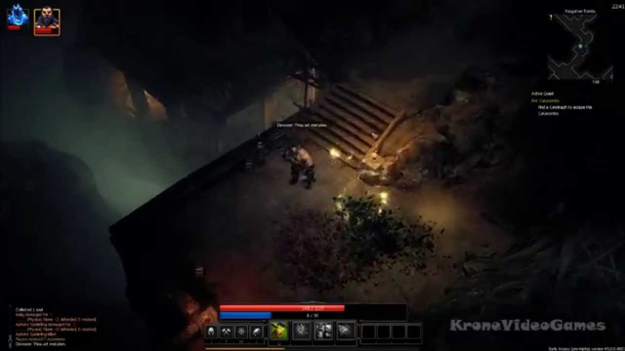 Shadows: Heretic Kingdoms Gameplay (PC HD) - YouTube