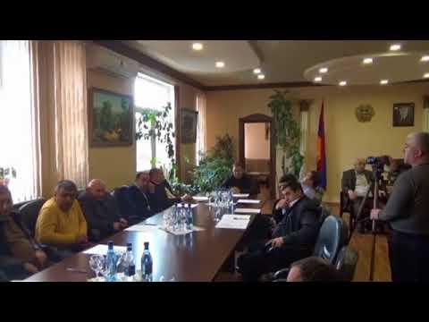 27․03․2018 Ստեփանավան համայնքի ավագանու նիստ