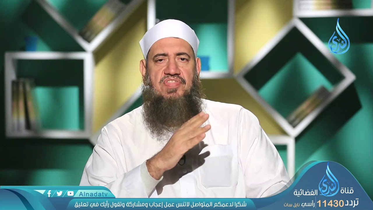 الندى:قيام رمضان | ح23 | رمضانيات | الشيخ خالد فوزي