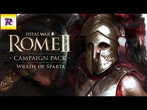 Ярость Спарты Total War: ROME 2 №1