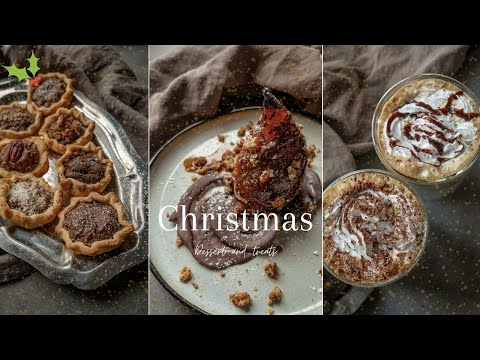 ▪-christmas-dessert-&-treats-|-3-vegan-recipes