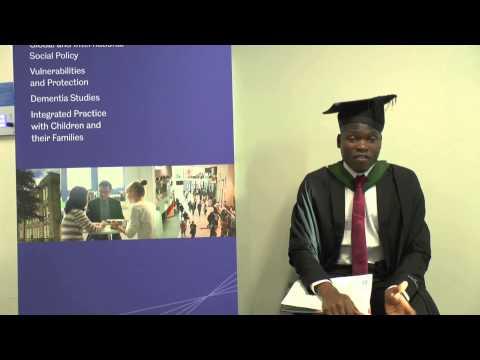 Graduate stories: Adewole Lawal - MA Global & International Social Policy graduate