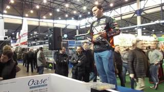 Виставка полювання риболовля МВЦ Київ р. 2017р відео№9