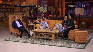 The Best Of Ini Talk Show - Rina & Irfan Ikutan Depresi Ngomong Sama Pak RT