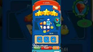 Mobile 3 Matching Puzzle Game [AquaPang: Ocean World]