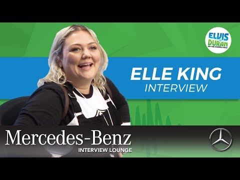 Elle King on Headlining a Tour Again | Elvis Duran Show