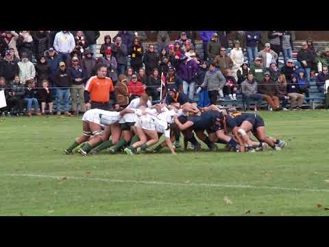 Highlight | Women's Rugby vs Dartmouth (11/19/17)