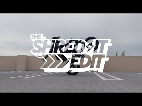 The Shred-it Edit: Super distancing on the RX!!