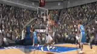 NBA Inside Drive 2004 xbox Gameplay Appreciation