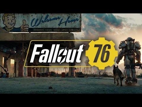 Vault 76 ? FALLOUT 76 B.E.T.A. #001 thumbnail