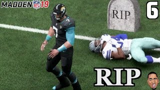 Madden 19 Career Mode - HENNY DESTROYING THE COWBOYS #6