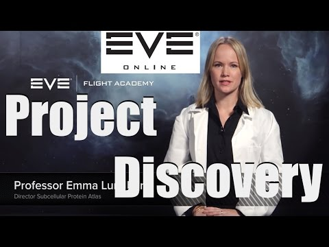 Eve Online - PROJECT DISCOVERY REVIEW - Games in Education (Biology)
