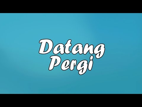 Remake: Datang Pergi - Sufte Ft. 8 Ball Video Lyric (Ngilaz Beat)