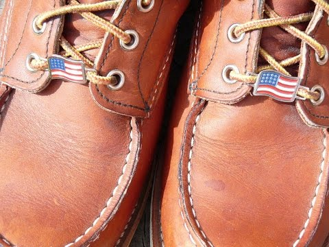 A Parcel from RED WING SHOES - Lace