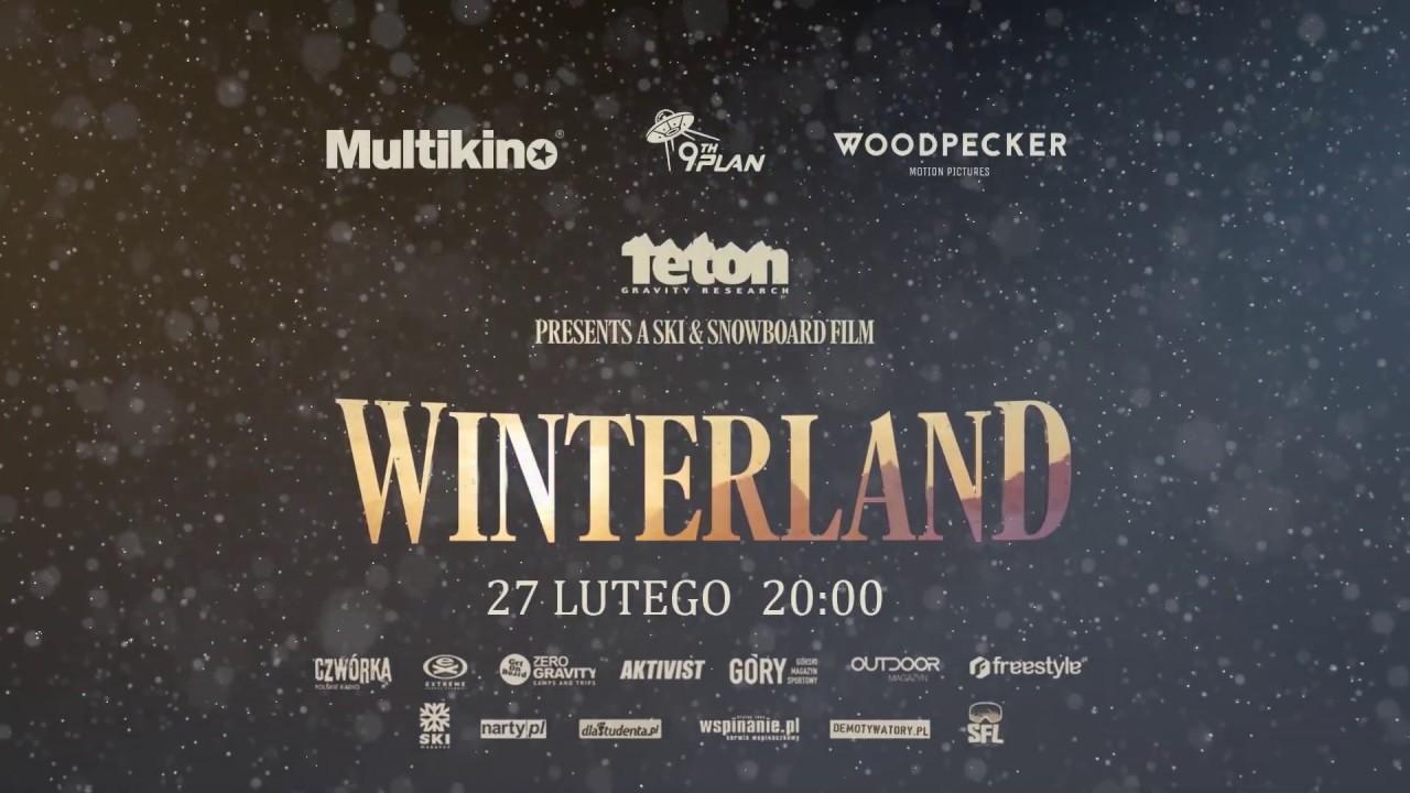Białe szaleństwo w Multikinie: pokazy Winterland i Roadless