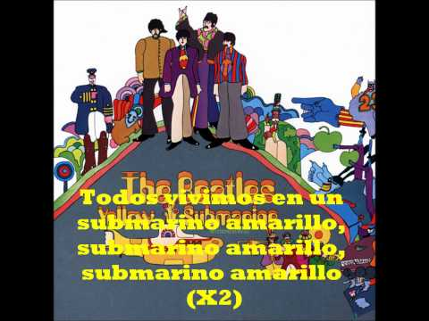 The Beatles - Yellow Submarine (2009 Stereo Remaster) - Subtitulado En Español