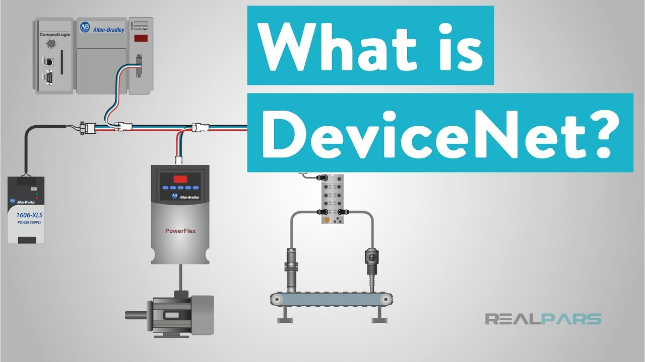 [ZTBE_9966]  What is DeviceNet? | RealPars | Devicenet Wiring Diagram |  | RealPars
