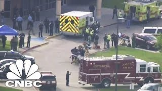 Texas High School Shooting - Authorities Hold News Conference | CNBC thumbnail