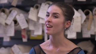 Nutcracker: Connie Vowles on Snowflakes and Flowers | English National Ballet