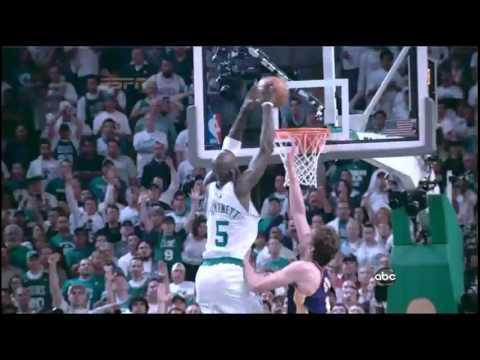 Boston Celtics 2007-2008 NBA Champions Tribute