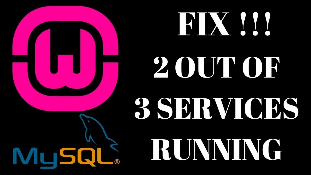 Access Denied For User Root Localhost Using Password No Wampserver 2 Out Of 3 Services Running Youtube